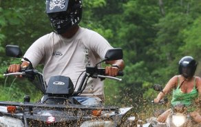 ATV Adventures Jaco Costa Rica