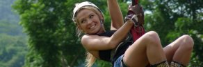 ZIP Line Adventures,  Costa Rica
