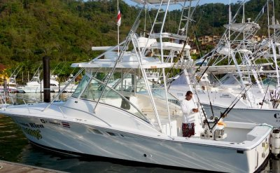 dream ii los suenos costa rica fishing