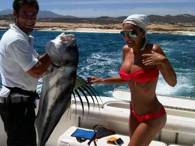 roosterfish fishing los suenos costa rica