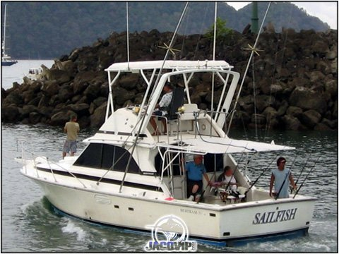 sail fish los suenos costa rica fishing
