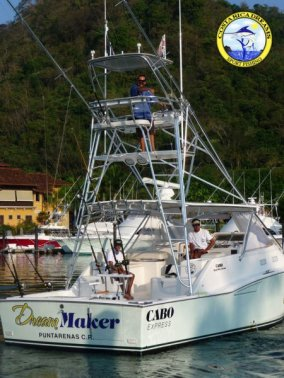 dream maker los suenos costa rica fishing