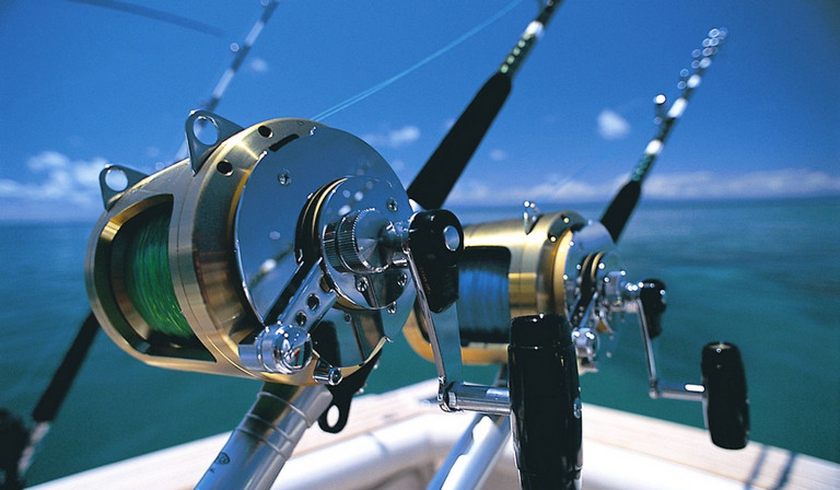 lubricating fishing reels los suenos costa rica