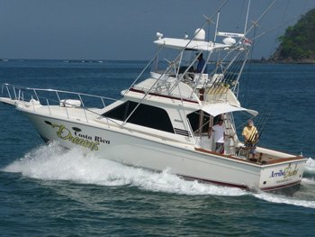 arriba dreams los suenos costa rica fishing